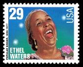 view 29c Ethel Waters single digital asset number 1