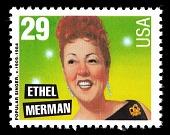 view 29c Ethel Merman single digital asset number 1