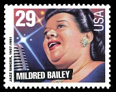 view 29c Mildred Bailey single digital asset number 1