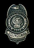 view Roundsman chest badge digital asset number 1