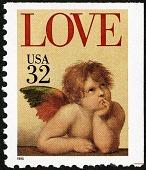 view 32c Love Cherub booklet single digital asset number 1