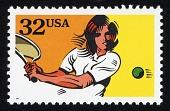 view 32c Tennis single digital asset number 1