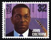 view 32c John Coltrane single digital asset number 1