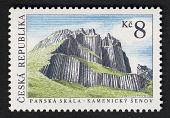 view 8k Stone Organ Scenic Mountain single digital asset number 1