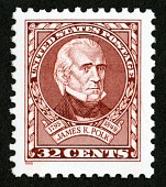 view 32c James Polk single digital asset number 1