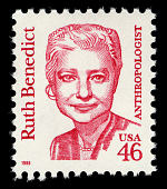 view 46c Ruth Benedict single digital asset number 1