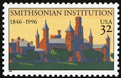 view 32c Smithsonian Institution single digital asset number 1
