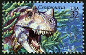 view 32c Ceratosaurus single digital asset number 1
