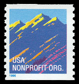 view Nonprofit Org. (5c) Mountain coil single digital asset number 1