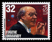 view 32c Eugene Ormandy single digital asset number 1