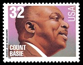 view 32c Count Basie single digital asset number 1