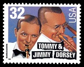 view 32c Tommy & Jimmy Dorsey single digital asset number 1