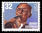 view 32c Benny Goodman single digital asset number 1