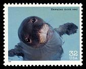 view 32c Hawaiian Monk Seal single digital asset number 1