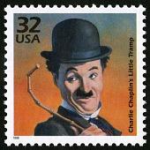 view 32c Charlie Chaplin single digital asset number 1
