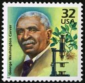view 32c George Washington Carver single digital asset number 1