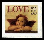view 55c Love Cherub booklet single digital asset number 1