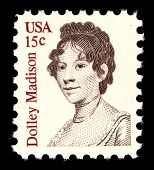view 15c Dolley Madison single digital asset number 1