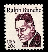 view 20c Ralph Bunche single digital asset number 1