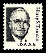 view 20c Harry S. Truman single digital asset number 1