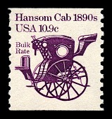 view 10.9c Hansom Cab single digital asset number 1