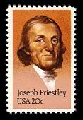 view 20c Joseph Priestley single digital asset number 1