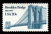 view 20c Brooklyn Bridge single digital asset number 1