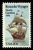 view 20c Roanoke Voyages single digital asset number 1