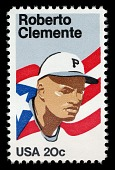 view 20c Roberto Clemente single digital asset number 1