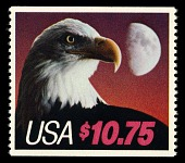 view $10.75 Eagle and Half Moon single digital asset number 1