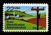 view 22c Rural Electrification Administration (REA) single digital asset number 1