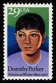 view 29c Dorothy Parker single digital asset number 1