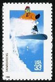 view 33c Snowboarding single digital asset number 1