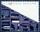 """view 33c Nevelson """"Silent Music I"""" single digital asset number 1"""
