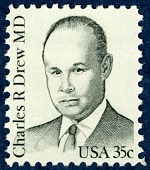 view 35c Charles Drew single digital asset number 1