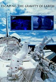 view $3.20 Escaping the Gravity of Earth sheet of two digital asset number 1