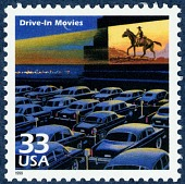 view 33c Drive-in Movies single digital asset number 1