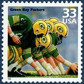 view 33c Green Bay Packers single digital asset number 1