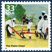 view 33c The Peace Corps single digital asset number 1