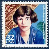 view 32c Margaret Mead single digital asset number 1