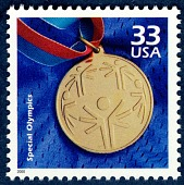 view 33c Special Olympics single digital asset number 1