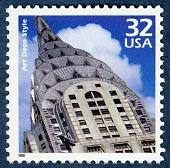 view 32c Chrysler Building single digital asset number 1
