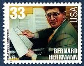 view 33c Bernard Herrmann single digital asset number 1