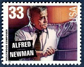 view 33c Alfred Newman single digital asset number 1