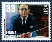 view 33c Franz Waxman single digital asset number 1