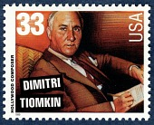 view 33c Dimitri Tiomkin single digital asset number 1