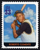 view 33c Roberto Clemente single digital asset number 1