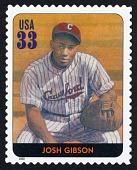 view 33c Josh Gibson single digital asset number 1
