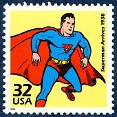 view 32c Superman Arrives single digital asset number 1