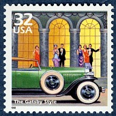 view 32c The Gatsby Style single digital asset number 1